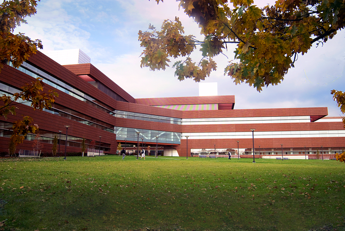 Penn State Millennium Science Complex