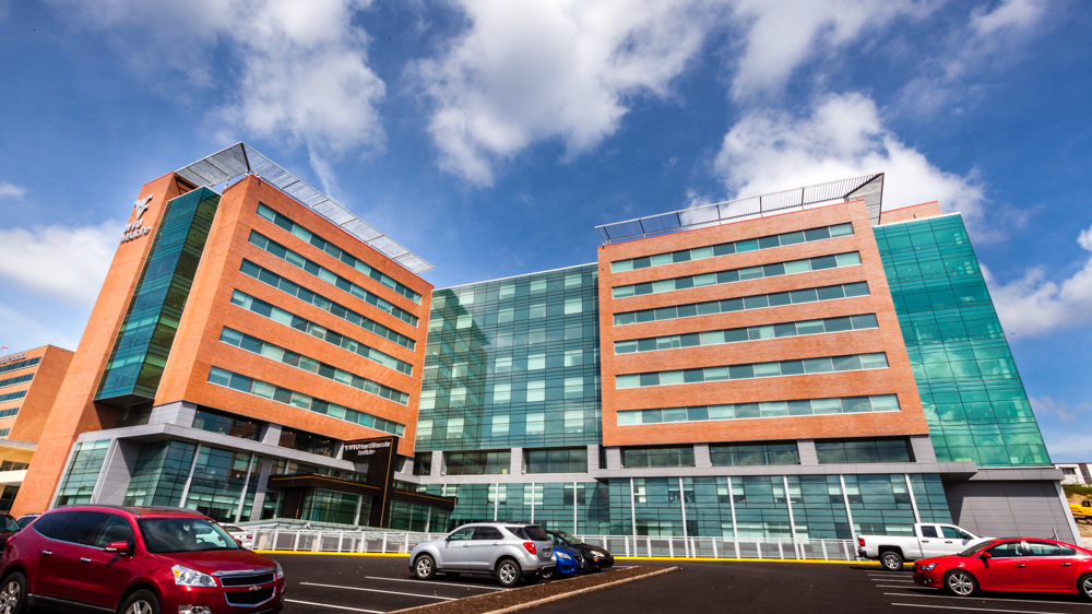 Find A Contractor >> WVU Southeast Tower Expansion at Ruby Memorial Hospital ...