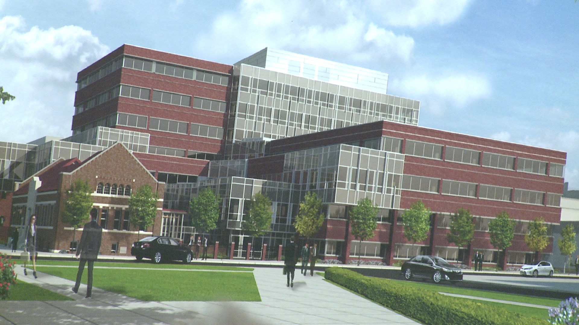 Erie Insurance New Office Building